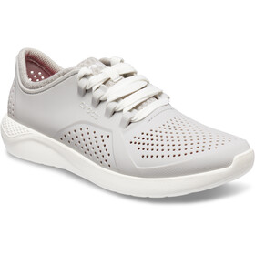 Crocs LiteRide Pacer Shoes Damen pearl white